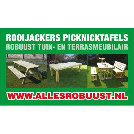 Rooijackers Picknacktafels