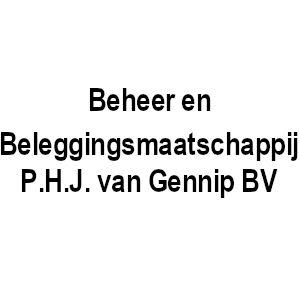 Beheer en Beleggingsmaatschappij P.H.J. van Gennip BV